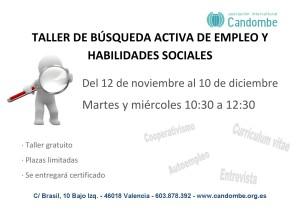 TALLER DE BÚSQUEDA ACTIVA DE EMPLEO Y HABILIDADES SOCIALES (2)