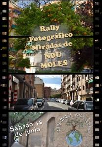 Rally Miradas Nou Moles