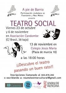 Teatro Social en Nou Moles