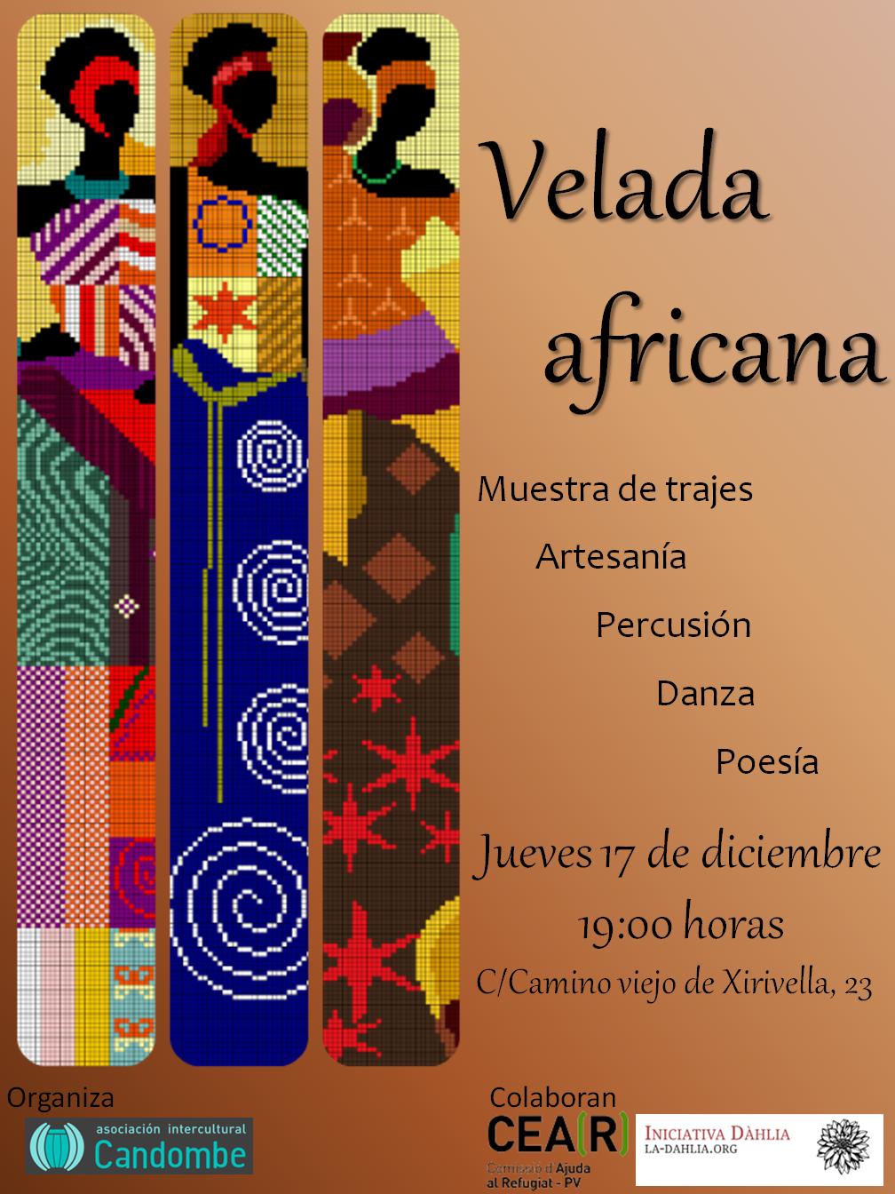 velada africana