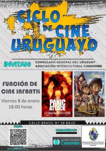 cine-sesión infantil