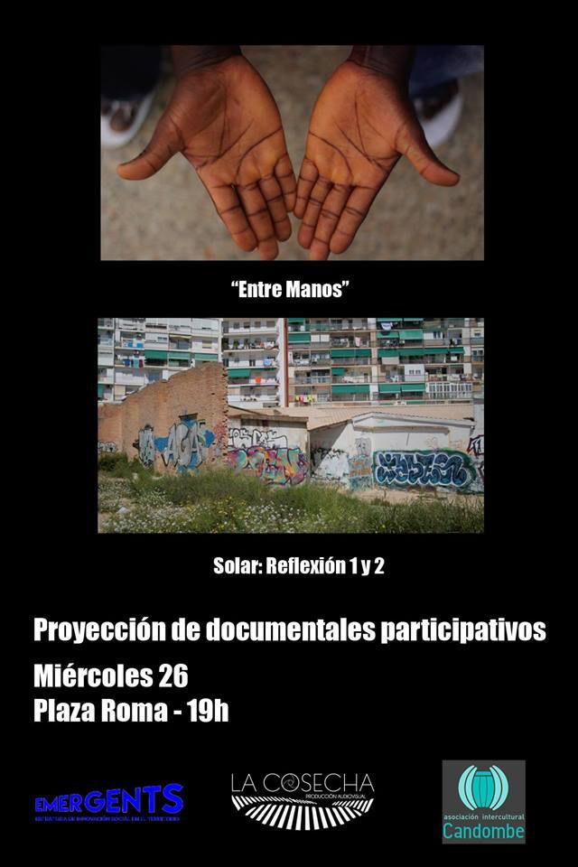 proyección documentales